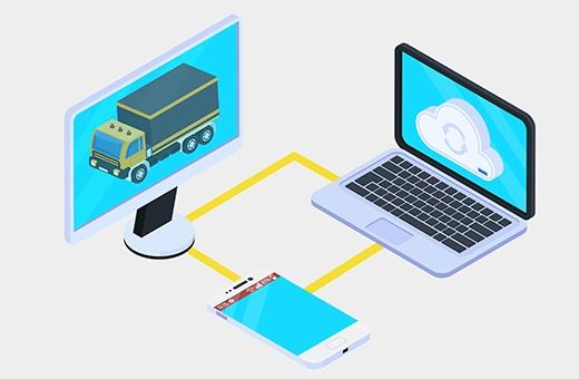 Multidevice logistica Sistemi Tre
