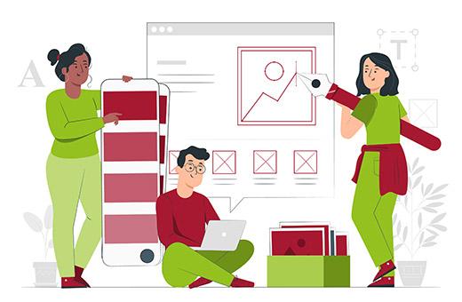 Siti web e design Sistemi Tre